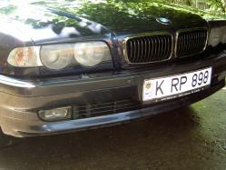 djafar740ds 1999 BMW 7 Series