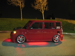 semaxds 2005 Scion xB