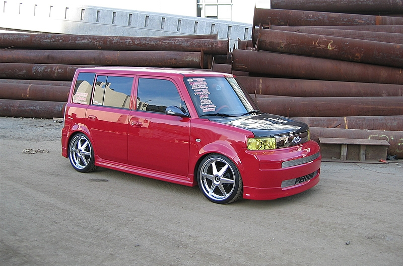 semaxd 2005 scion xb specs photos modification info at. Black Bedroom Furniture Sets. Home Design Ideas