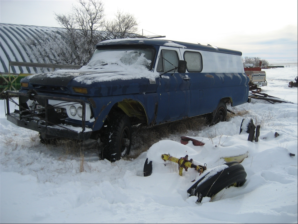 "Craigslist Houston Tx Gmc Parts For Pinterest: 1966 GMC 1000 Series ""Old Bill"""