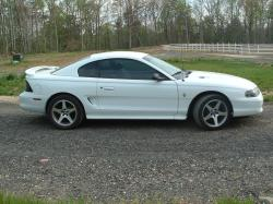 workwithits 1994 Ford Mustang