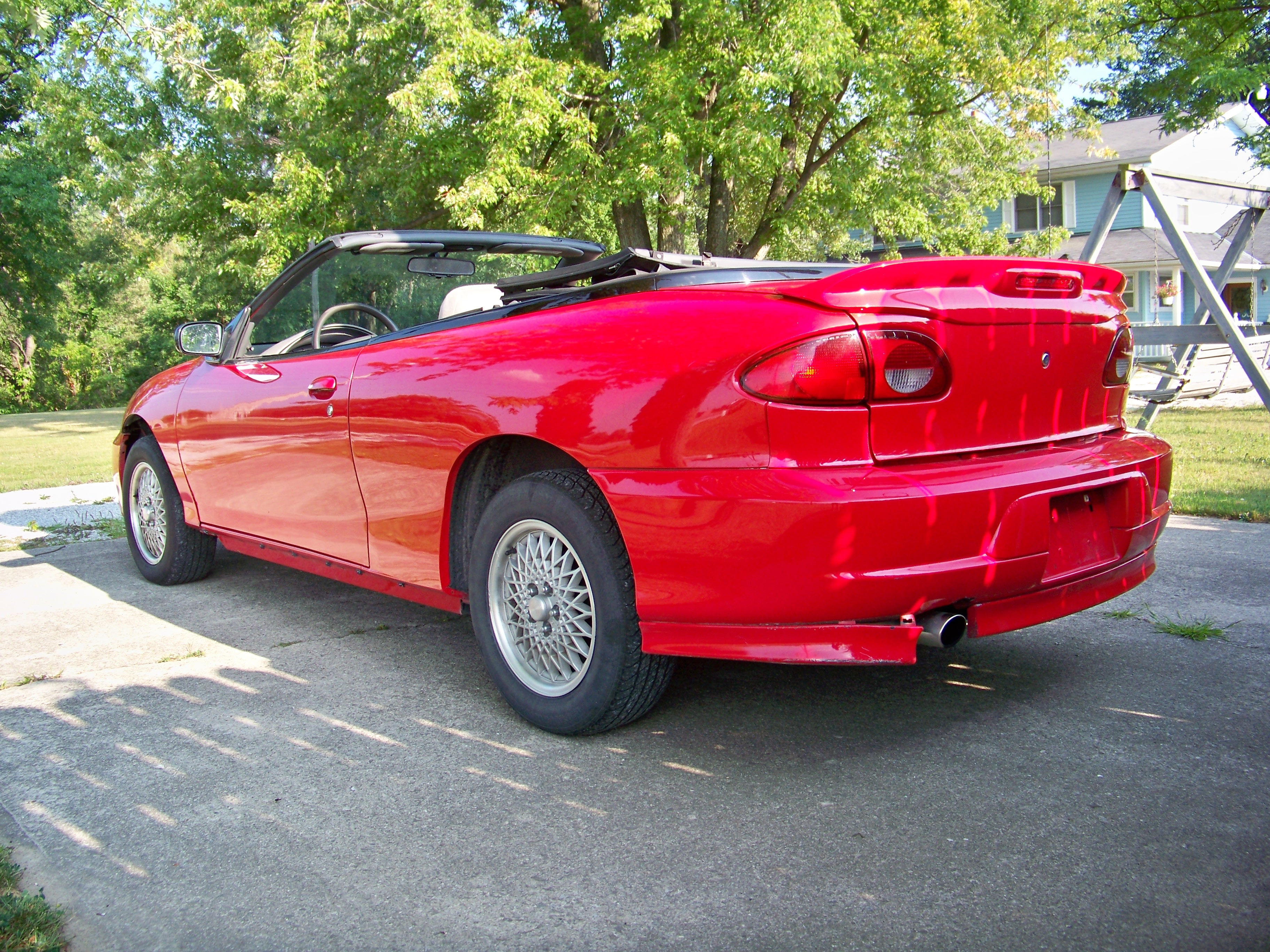 Another 05xtremecav 1999 Chevrolet Cavalier post... - 14144993