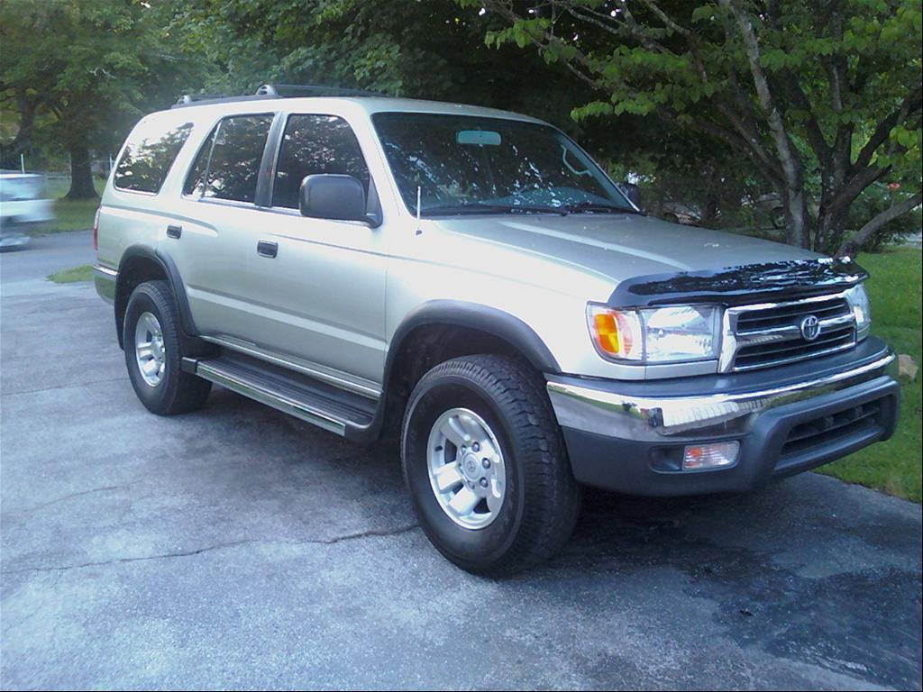 rdefriese22 39 s 1999 toyota 4runner in chattanooga tn. Black Bedroom Furniture Sets. Home Design Ideas