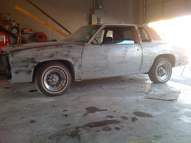 Another CoolWipCutty 1988 Oldsmobile Cutlass Supreme post... - 14145827