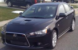 mcw320's 2010 Mitsubishi Evolution