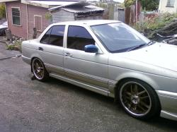 Dirty_SouthBosss 1993 Nissan Sentra