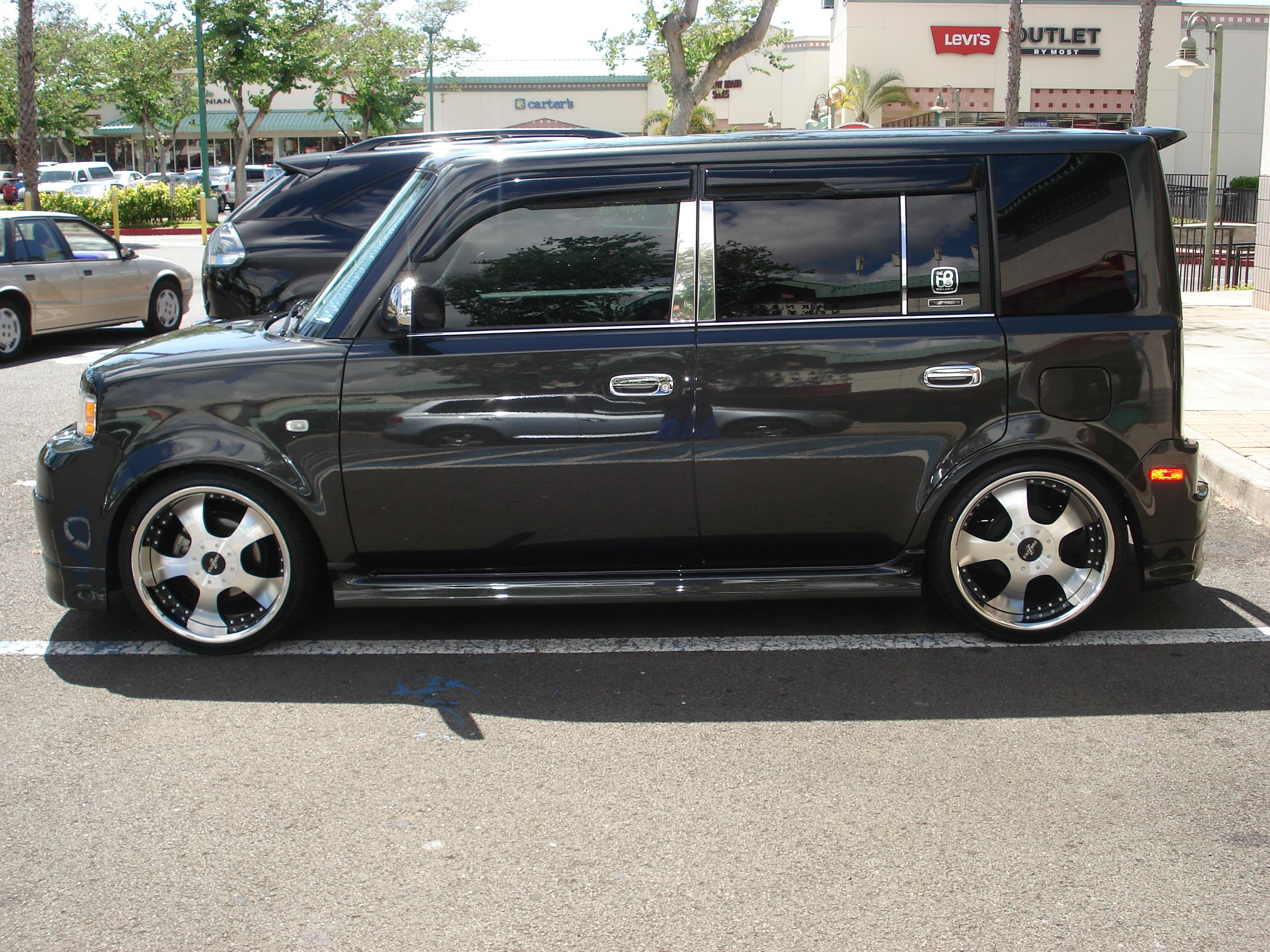 Shdwbx 2006 Scion Xb Specs Photos Modification Info At