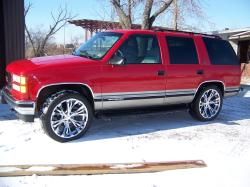 camaro_lvrs 1999 GMC Yukon