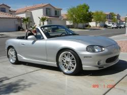 mbrtoms 2000 Mazda Miata MX-5