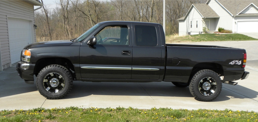 hickracefan 2005 gmc sierra 1500 extended cabsle pickup 4d 6 1 2 ft specs photos modification. Black Bedroom Furniture Sets. Home Design Ideas