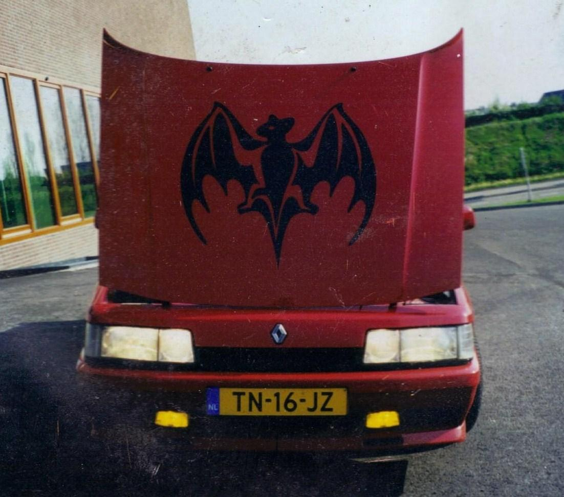 Another basvdoorn 1988 Renault 21 Turbo post... - 14144516