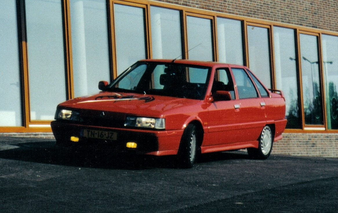 Another basvdoorn 1988 Renault 21 Turbo post... - 14144540