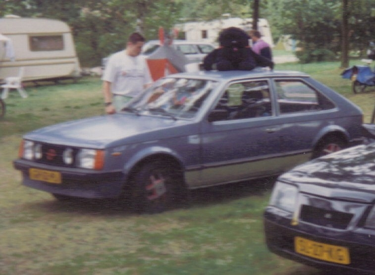 Another basvdoorn 1988 Renault 21 Turbo post... - 13852943