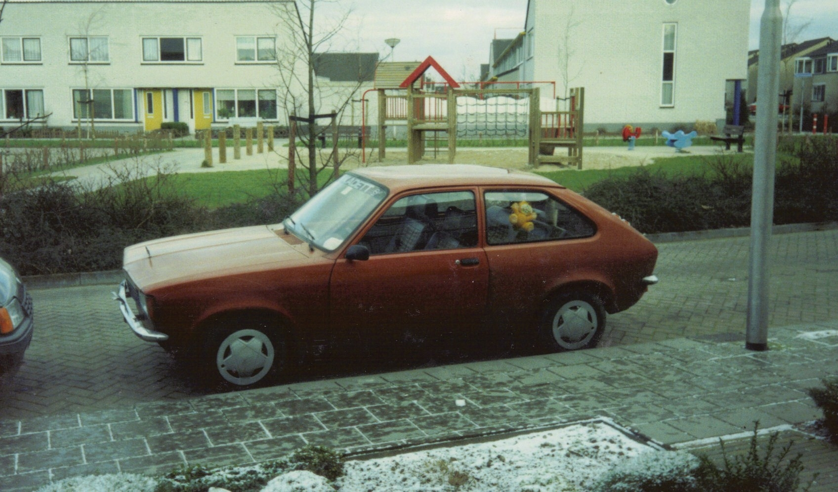 Another basvdoorn 1988 Renault 21 Turbo post... - 14144549