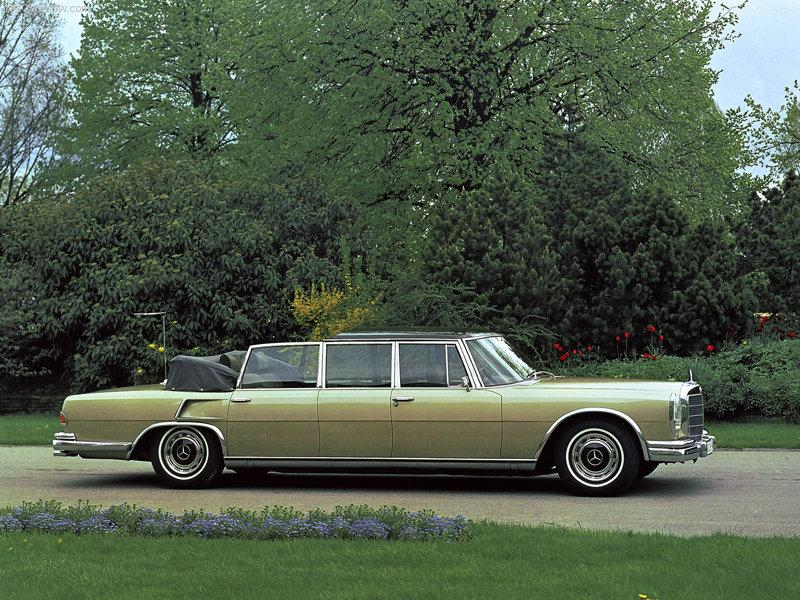 chevykid1995's 1964 Mercedes-Benz 560SEL