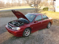 Erfquakes 1999 Ford Contour