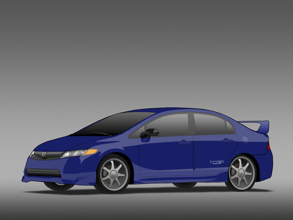 The_Cool 2008 Honda Civic 14148070