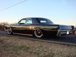 MalibooMans 1967 Lincoln Continental