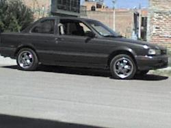 LUISMORAs 1993 Nissan Sentra