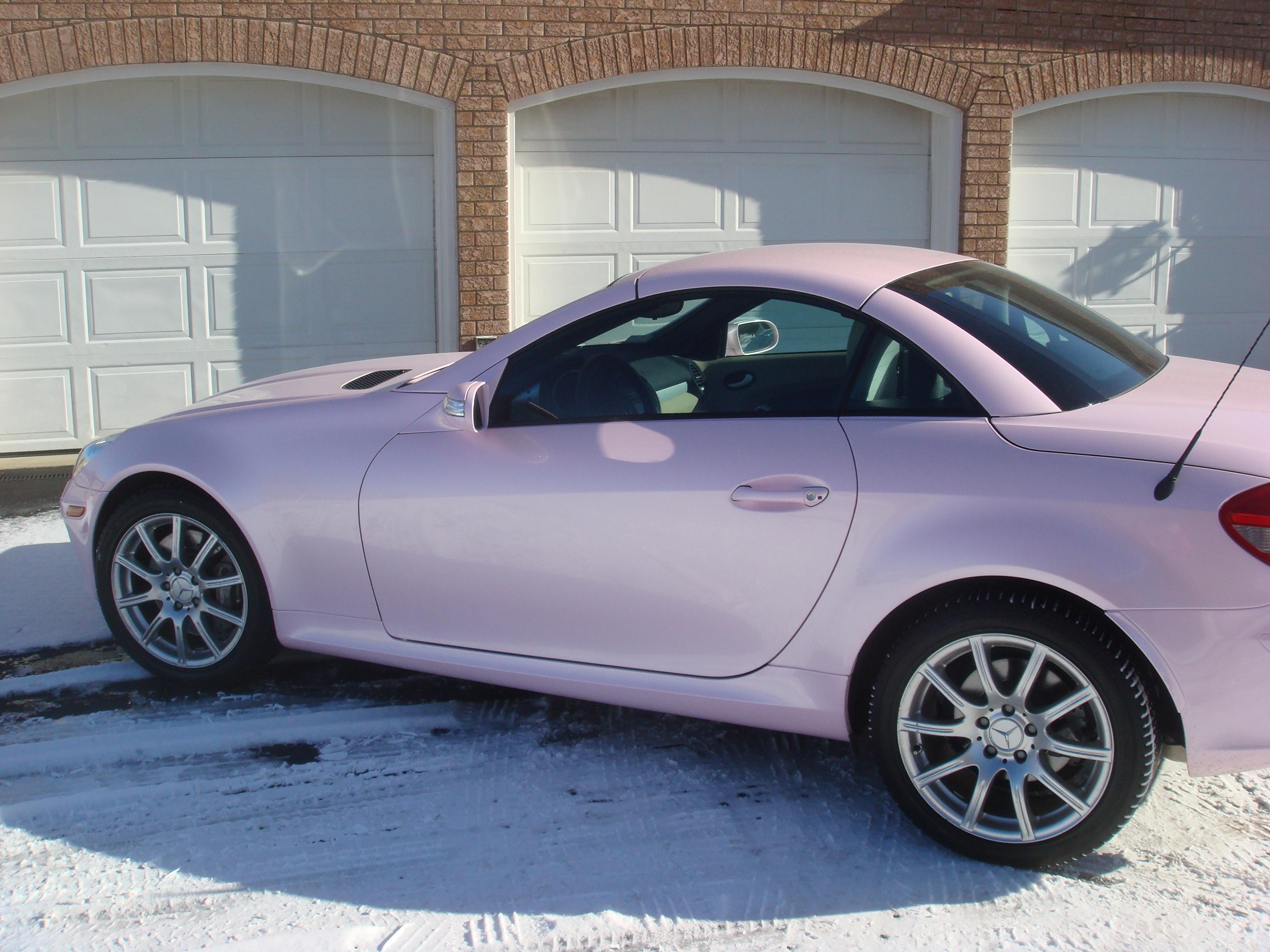 Another PinkQT 2006 Mercedes-Benz SLK-Class post... - 14149050