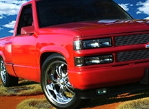 djbernies 1994 Chevrolet Silverado 1500 Regular Cab