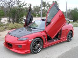 bigproedross 2005 Mazda RX-8