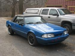 neverfastenough4s 1993 Ford Mustang