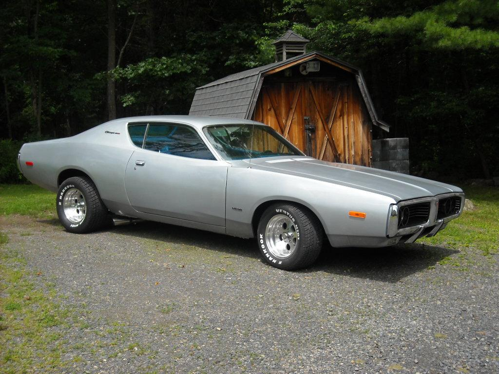 1972 Dodge Charger Classic Automobiles