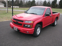 Clark05s 2005 Chevrolet Colorado