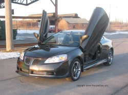 catch22comandrs 2007 Pontiac G6