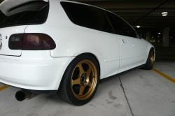 endlssmystrys 1992 Honda Civic