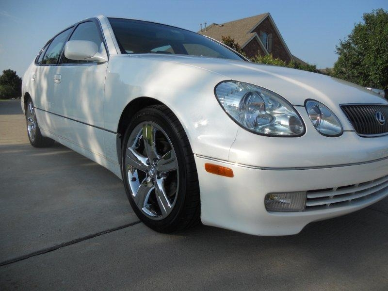 Another AndrewnTX 2001 Lexus GS post... - 14154358