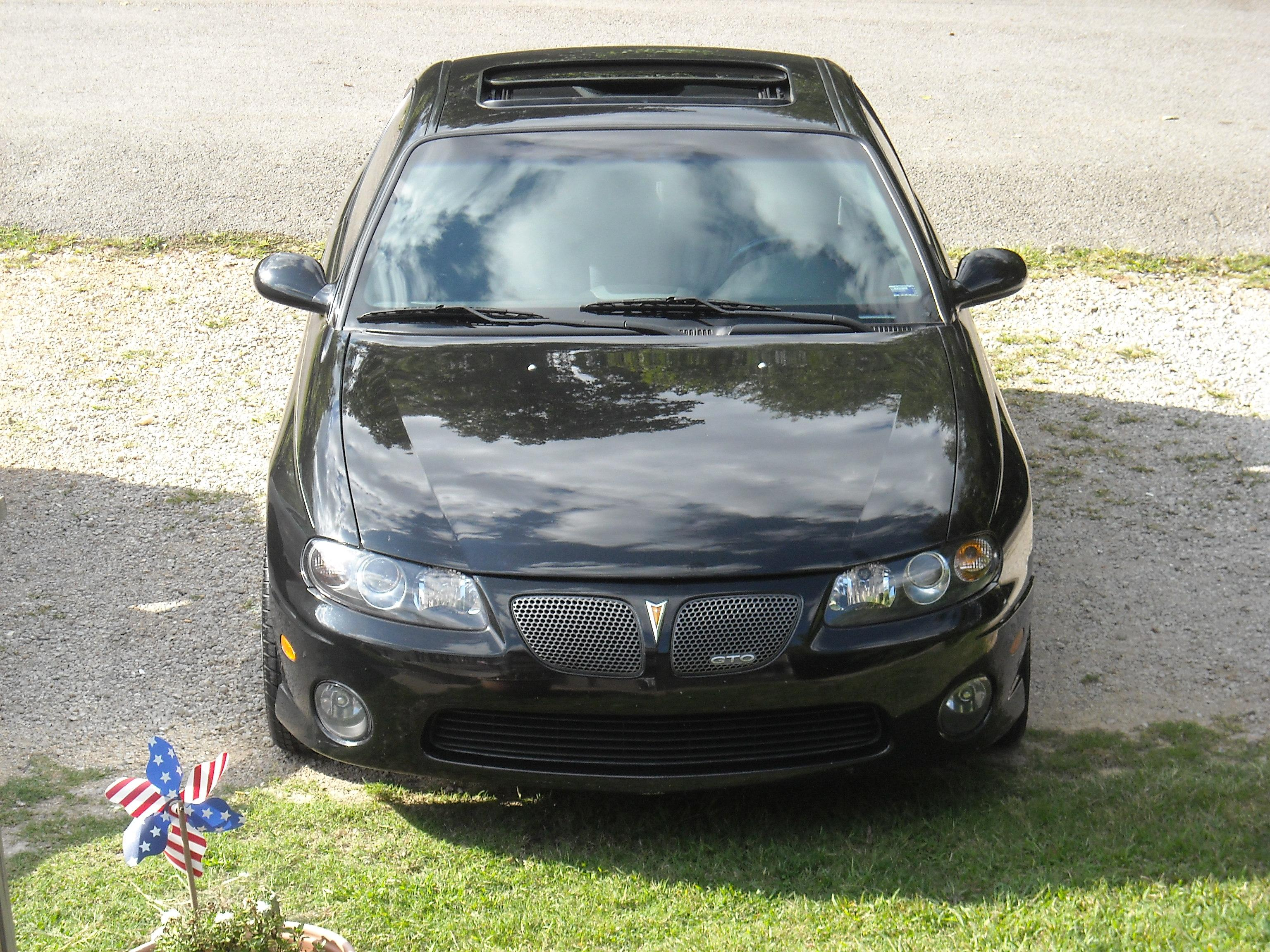 yenko2001 2004 pontiac gto specs photos modification. Black Bedroom Furniture Sets. Home Design Ideas