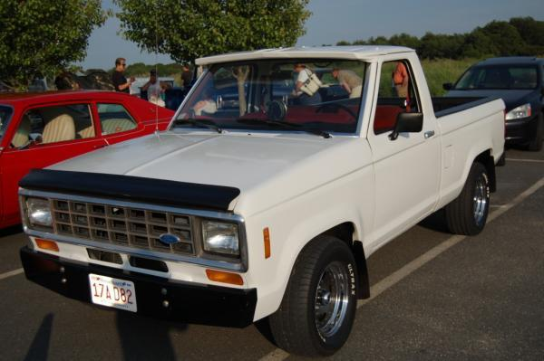 1984 Ford Ranger Regular Cab