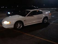 Blazinon22z's 1996 Ford Mustang