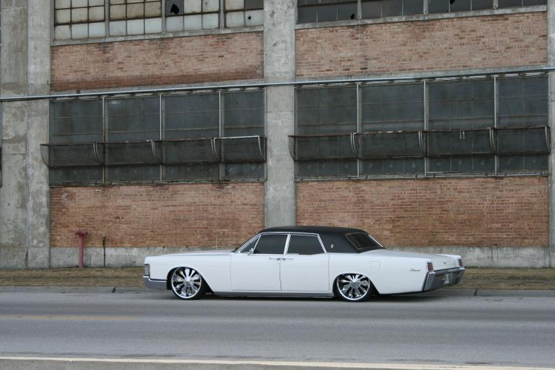 air ride on a classic 65 lincoln continental. Black Bedroom Furniture Sets. Home Design Ideas