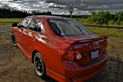 redrolla7s 2010 Toyota Corolla