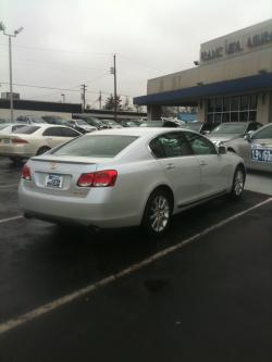 tdturner601s 2006 Lexus GS