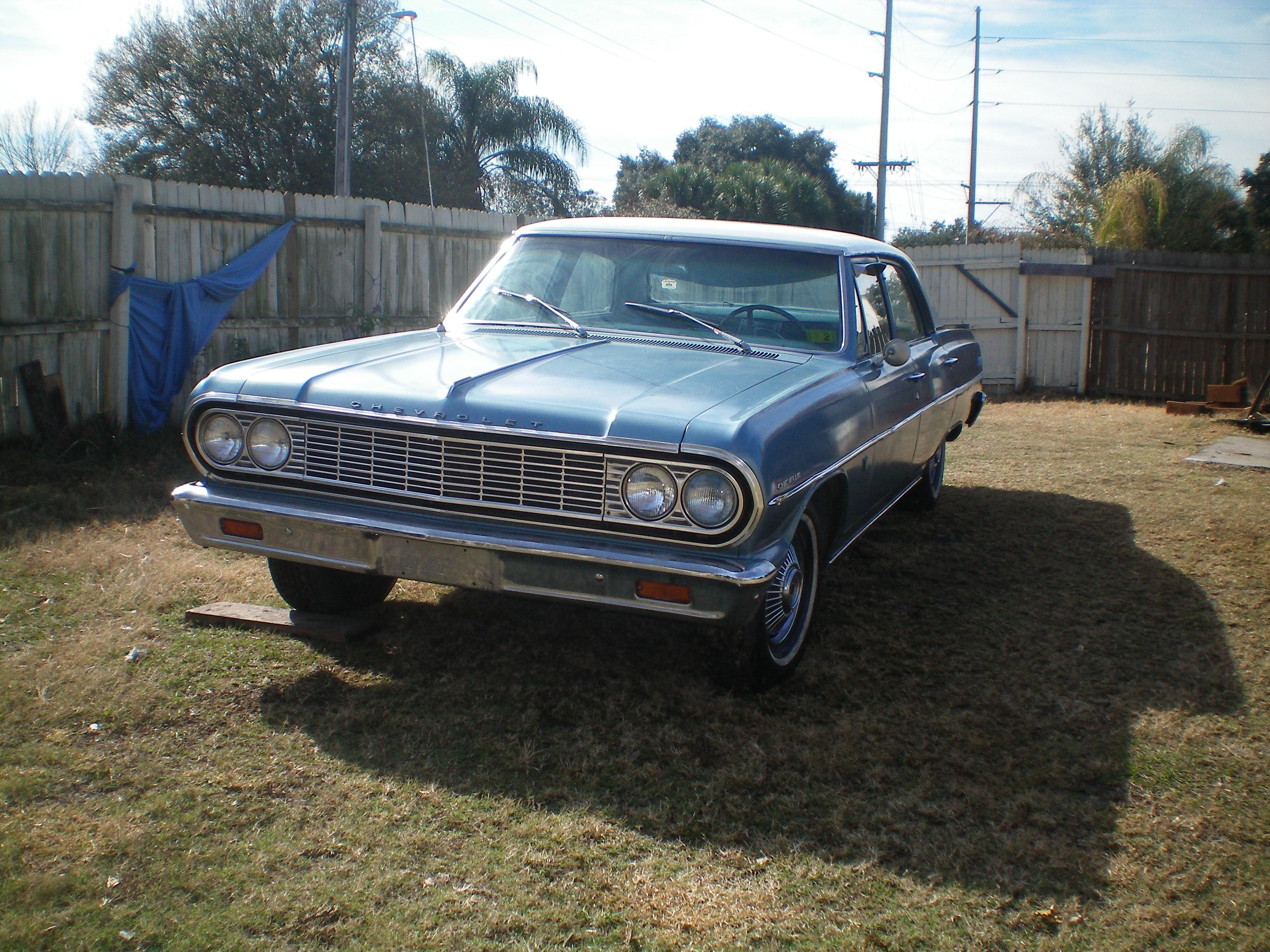 Another corolla_garcias 1964 Chevrolet Chevelle post... - 14153577