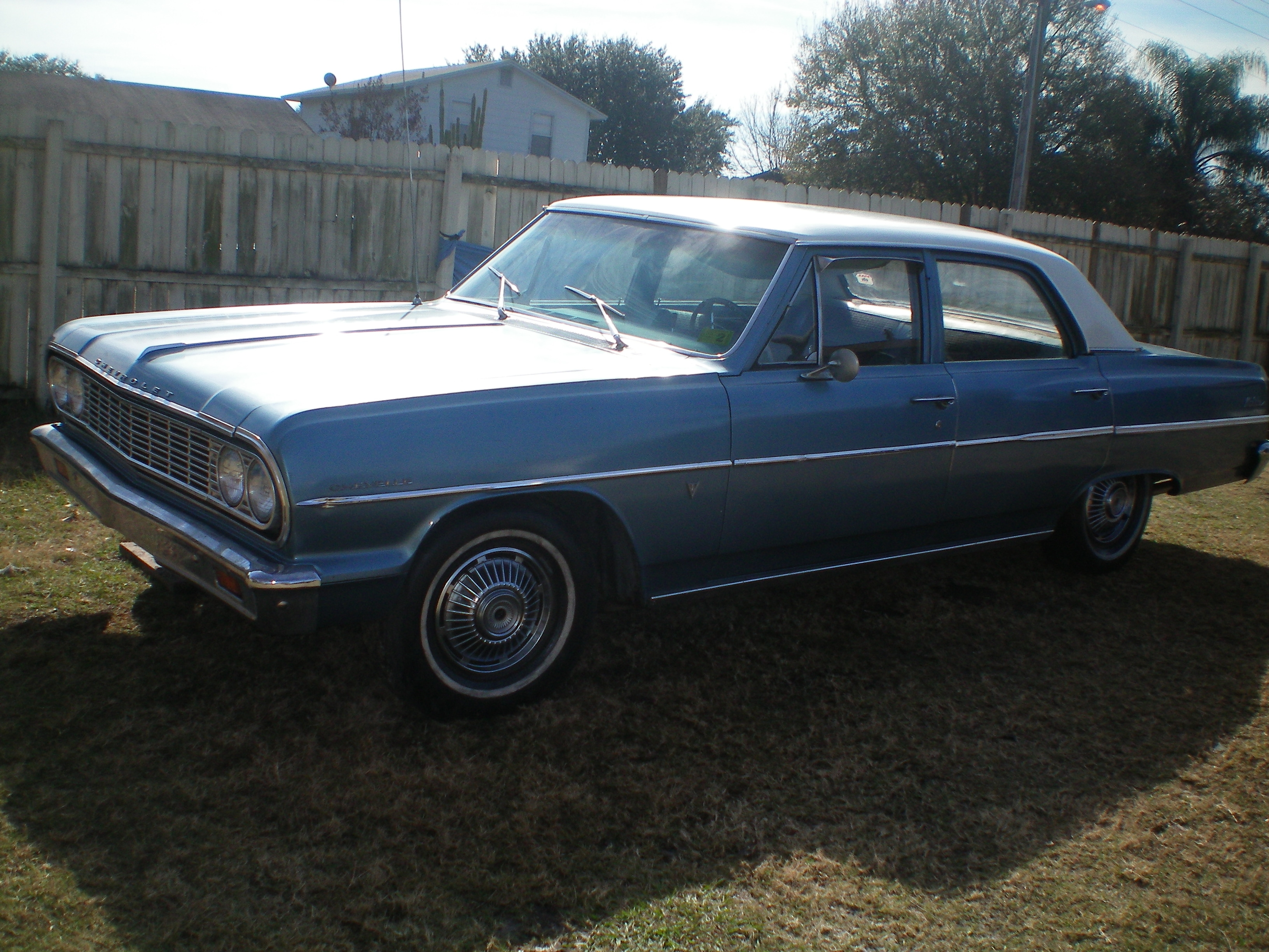 Another corolla_garcias 1964 Chevrolet Chevelle post... - 14153578