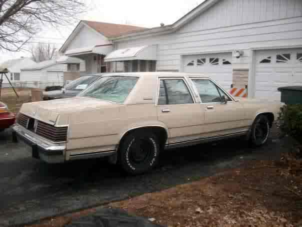 Another Baker_616 1987 Mercury Grand Marquis post... - 14153720