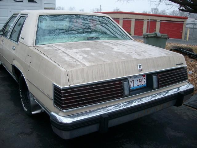 Another Baker_616 1987 Mercury Grand Marquis post... - 14153721