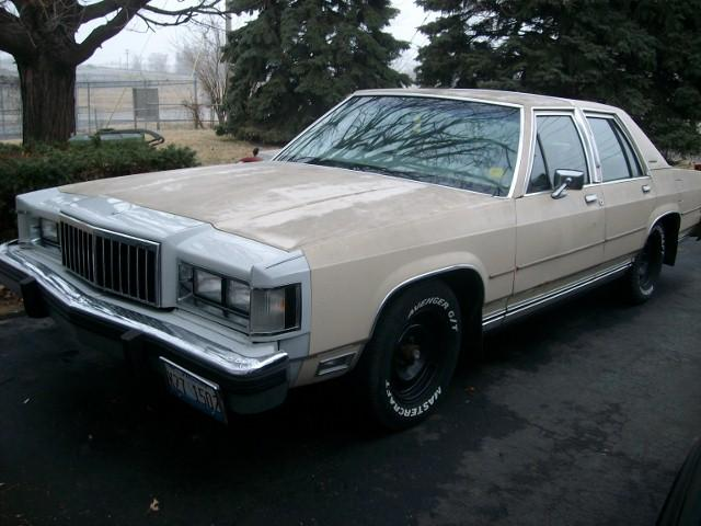 Another Baker_616 1987 Mercury Grand Marquis post... - 14153722