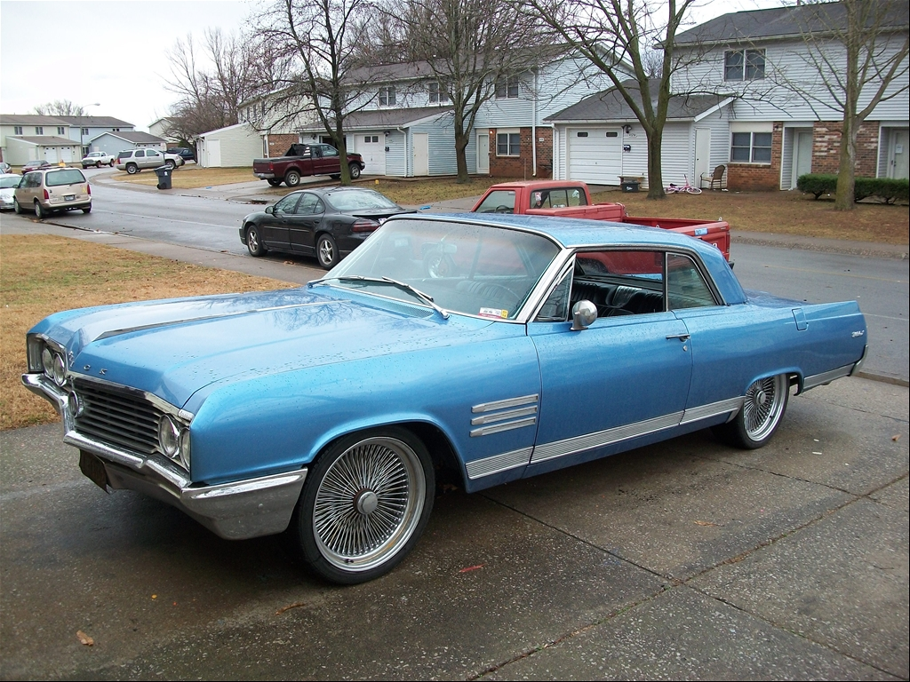 1964 Buick Wildcat - Ft. Campbell, KY owned by kapnwildcat Page:1 at ...