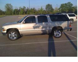 cleansuburbans 2004 Chevrolet Suburban 1500