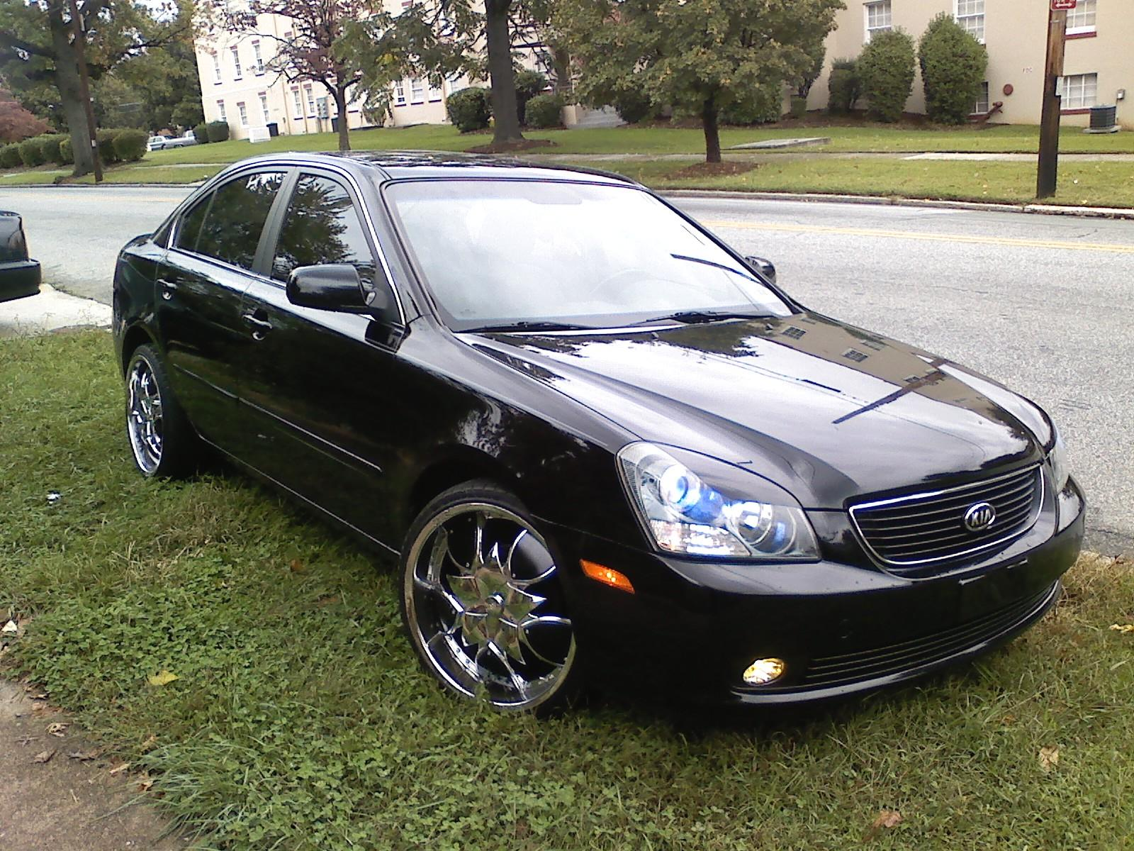 Diceking 2006 Kia Optima Specs  Photos  Modification Info At Cardomain
