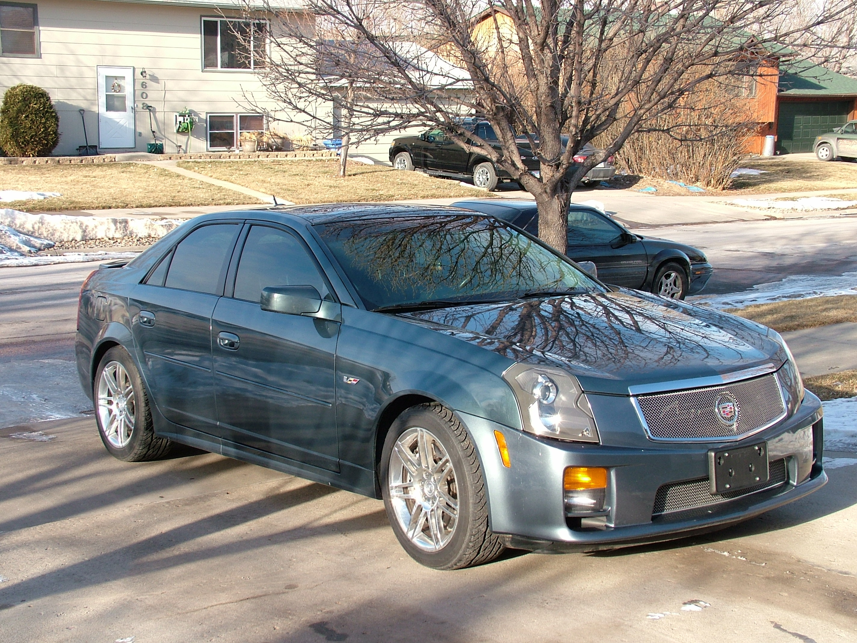cosmoso4 39 s 2005 cadillac cts in rapid city sd. Black Bedroom Furniture Sets. Home Design Ideas