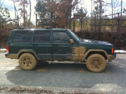 71VAF100s 1999 Jeep Cherokee