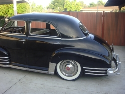 edward39 1948 Chevrolet Fleetliner