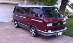 vwfamilymobiles 1990 Volkswagen Vanagon
